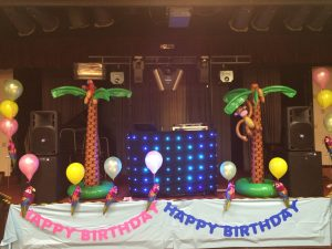 21st Birthday Party DJ Dance Sounds Disco Sheffield