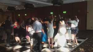 Dance Sounds Wedding Disco DJ Forest Pines Brigg